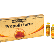Only Natural – Propolis Forte (1500mg) 10 fiole