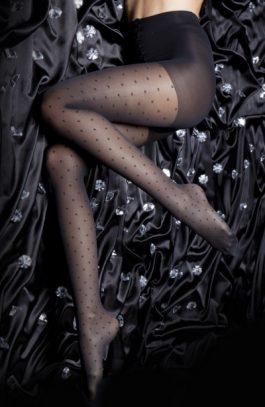 Ciorapi pantalon 140 DEN, model Attraction, clasa I