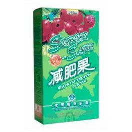 SuperSlim capsule de slabit, 30 capsule, China