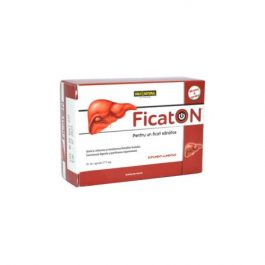 FicatON, 30 capsule x 575mg, Only Natural