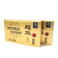 Natural Potent 6+6 x fiole10ml