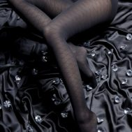 Ciorapi pantalon 140 DEN, model Passion, clasa I