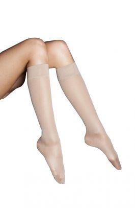 Ciorapi pana la genunchi 140 DEN clasa I antivarice