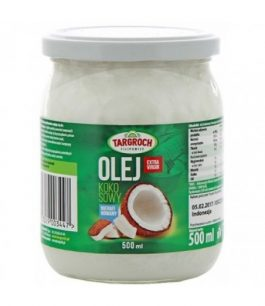 Ulei cocos, Targrouch, Extravirgin, 500 ml