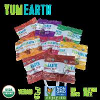 Bomboane YumEarth, Organice, 100 de buc/cutie