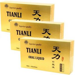 Pachet Promotional TIANLI 18 fiole(Tratament complet)