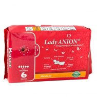 Absorbante Lady Anion Maxi Use