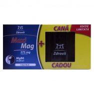 Calcidin Calciu 1200 mg , 20 plicuri plus Cana Cadou