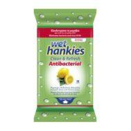 Servetele Umede Antibacteriene Wet Hankies, Lamaie, 15 Buc